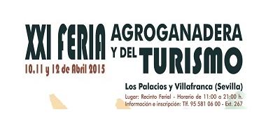 La XXI Feria Agroganadera de Los Palacios y Villafranca