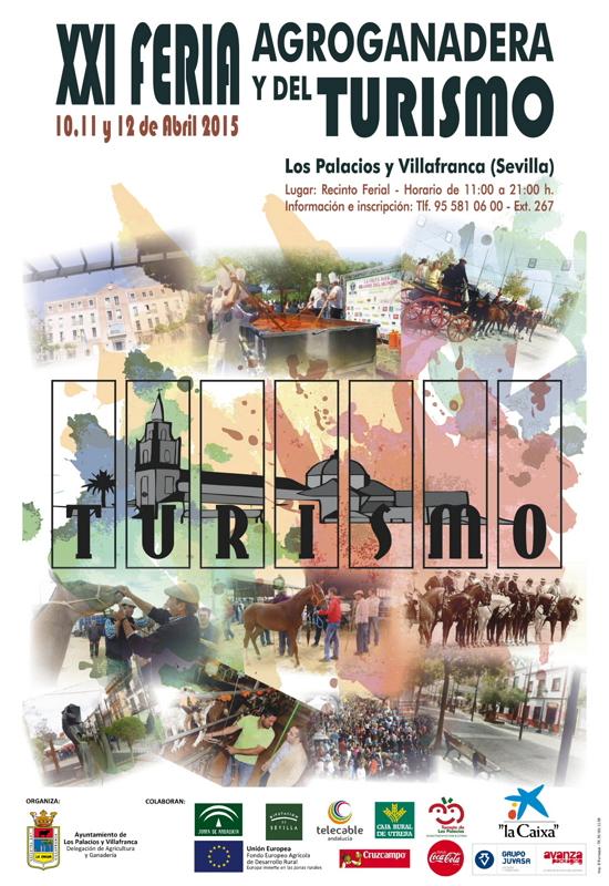Inauguración de la  XXI Feria Agroganadera y del Turismo de Los Palacios y Villafranca