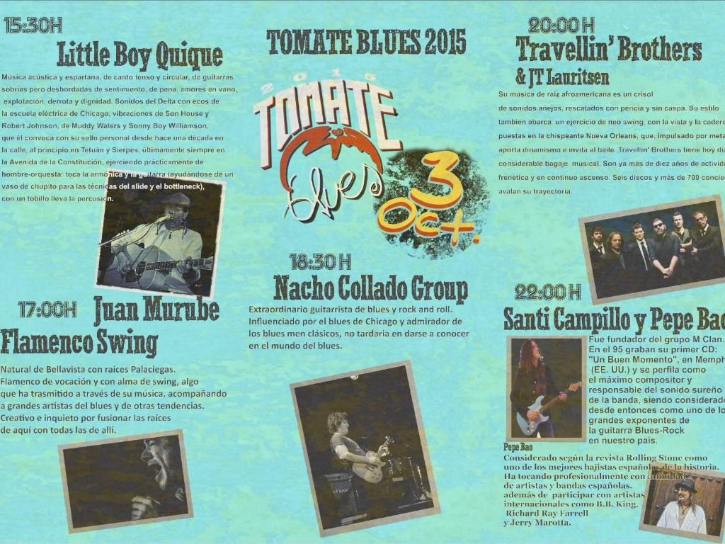 Tomate Blues 2015