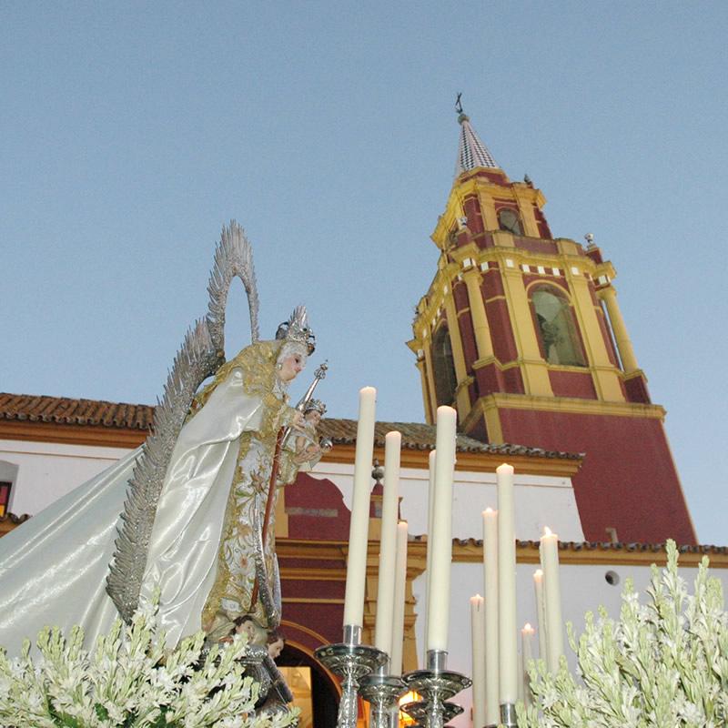 Parroquia de Santa Mª la Blanca